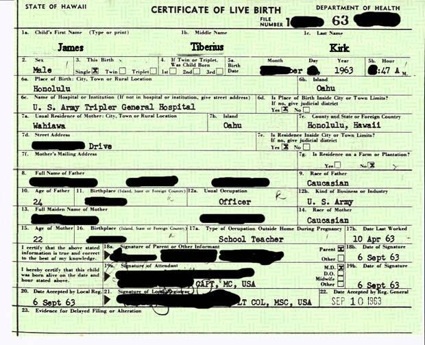 birth certificate « AmericanTruckersAtWar